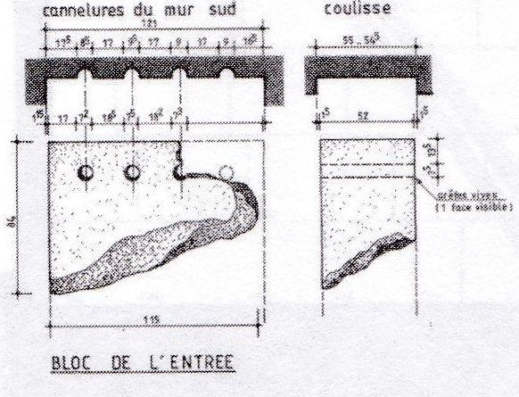 Herses -débrit-entrée