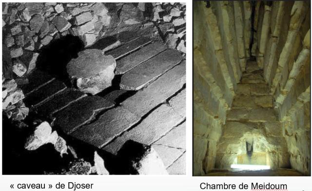 Djoser&meidoum